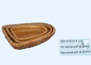 Wicker Basket (XD104205)