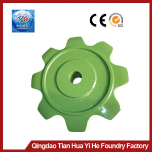 High Quality Grey Iron Casting and Ductile Iron Casting for Machinery Parts (THYH-CI18) pictures & photos