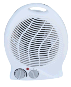 Electric Fan Heater Ce RoHS (WLS-902)