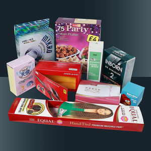 ISO 9001 Certified Packaging Box