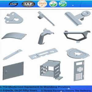 Proffesional Precise Sheet Metal Fabrication in China