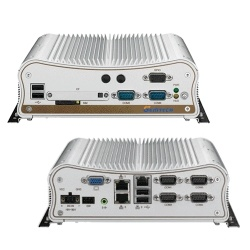 Nicee 2100 Intel (R) Atom (TM) D525 1.8GHz Fanless System with DDR3