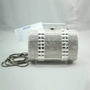Crystal Evening Bag (WHC390SILVER)