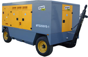 Trailer Generator (Cummins, 25KW-215KW, 60HZ)