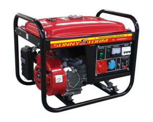 2kw Gasoline Generators Set (High Frame, Three Phase) pictures & photos