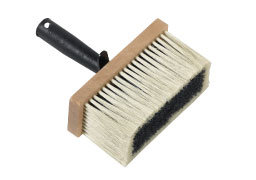 Plastic Handle Ceiling Brush Used in Wall Painting