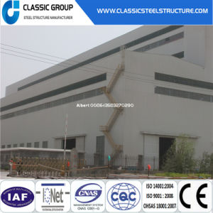 Cheap High Qualtity Factory Direct Steel Structure Warehouse with Design pictures & photos