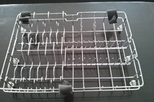 China Stainless Steel Dishwasher Rack