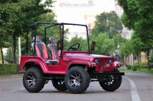 2017 Hot Selling Adult Mini Jeep Willys ATV Quad Bike on 150cc & 200cc Engine