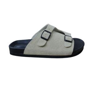 Design Mens Slippers Flip Flops - China