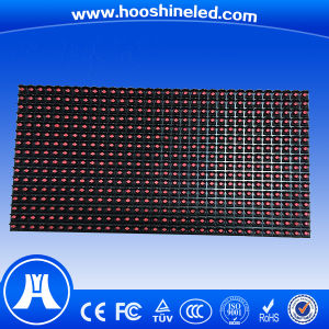 Excellent Quality Single Red Color P10 SMD Outdoor LED Signs pictures & photos