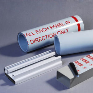 PE Protection Film for Aluminum Doors & Windows pictures & photos