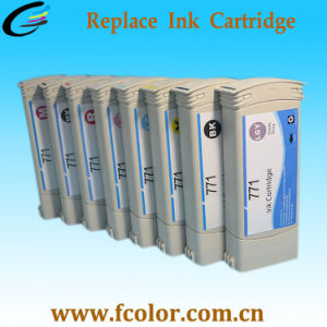Ce037A - Ce044A HP771 Ink Cartridge for HP Designjet Z6200