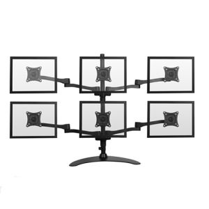 Monitor Stand for Six Screens