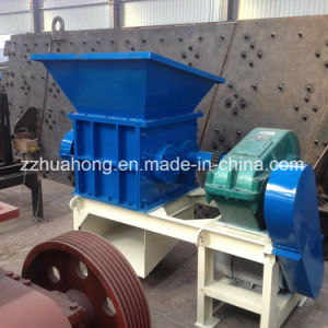 High Efficient Shredder/ Double Shaft Plastic Shredding Machine pictures & photos