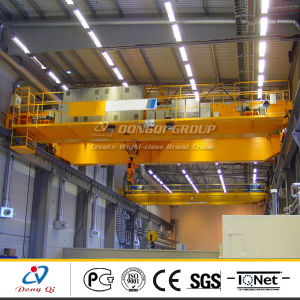 QC Type 5-32/5t Electromagnetic Bridge Crane with CE Certificated