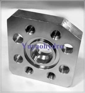 SAE Hydraulic Flat Flanges Tube Fitting pictures & photos