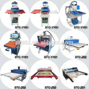 CE Approved High Pressure Clam Shell Flat Hot Transfer Printer pictures & photos