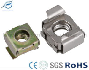 High Quality Square Head Cage Nut for Cabinet