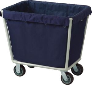 Multi-Purpose Steel Frame Laundry Cart for Hotel Service (C-40A) pictures & photos