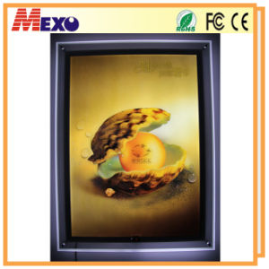 Restaurant Advertisement Posters Sign Acrylic LED Advertisement Product pictures & photos