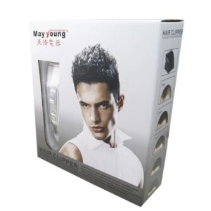 Wholesale Adjustable Cord & Cordless Ceramic Hair Clipper pictures & photos