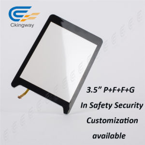 3.5 Inch Analogue Resistive Touch Panel for Security Monitor pictures & photos