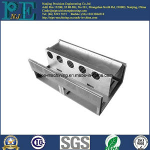 Custom Stamping Steel CNC Machining Parts