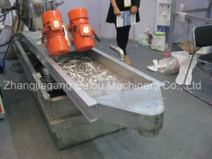 Double Stage Water Ring Cutter Plastic Film Granulator pictures & photos