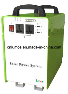 300W Indoor Outdoor off-Grid Stand Alone Solar System