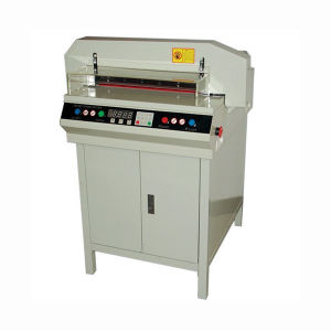 Electrical Paper Guillotine for Office (HS450V+) pictures & photos