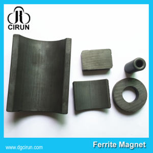 High Quality Ferrite 550 Mautomotive Electric Motor Magnet