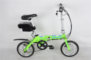 "14"" Electric Folding Bike, Alloy, pictures & photos"