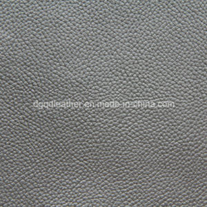 Imitation Micro Leather Soft Hand Feeling PU Leather pictures & photos