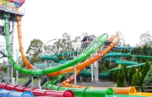 Aqua Loop Water Slide for Water Park, Water Park Equipment (HT-011) pictures & photos