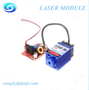 Salable 450nm 4.5W Blue Laser Diode Module for Cutting Engraving pictures & photos