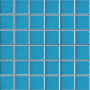 Swimming Pool Tiles Mosaic Bule and Green G313c