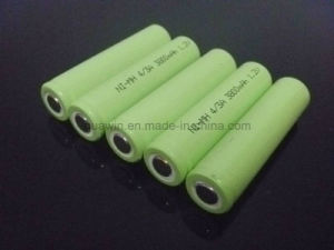 NiMH 4/3A Battery 1.2V 3800mAh Flat Battery pictures & photos