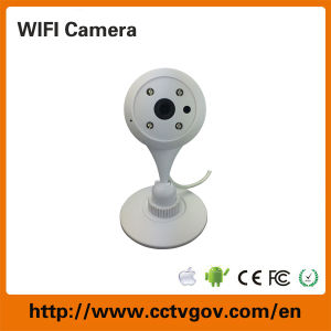 Customized New P2p WiFi Camera Home with Memory Card Recording pictures & photos