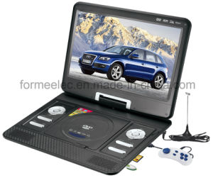 "13.3"" Portable DVD Player Pdn1389 with Analog TV Games pictures & photos"
