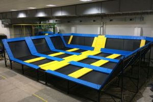 Rent a Trampoline for Children Birthday Party pictures & photos