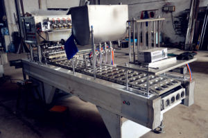 Full Automatic Cup Filling Sealing Machine pictures & photos
