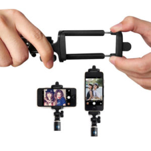 Selfie Stick, Wired Self Stick Monopod for Smart Phones iPhone, Samsung, Android, Ios, Galaxy S7 Edge pictures & photos