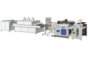 Sfb Series Full-Auto Cylinder Screen Printing Machine pictures & photos