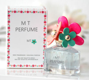 Pink Colour Perfume for Girls (MT-105) pictures & photos