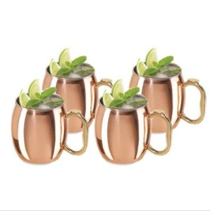 China Stainless Steel Moscow Mule Copper Mug for Promotion pictures & photos