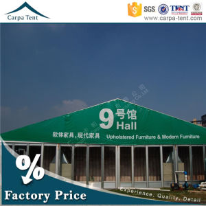 20m by 35m Glass Wall Trade Show Tents a Frame Structure Canopy Tents pictures & photos