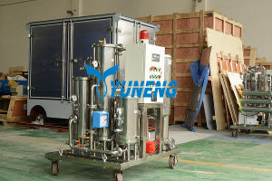 New Design Fire Resistance Oil Filtration Machine pictures & photos