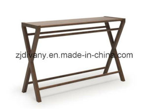 Italian Modern Wooden Hallway Table (SD-30) pictures & photos