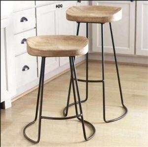 Strange China Industrial Wrought Iron Creative High Bar Chair Customarchery Wood Chair Design Ideas Customarcherynet